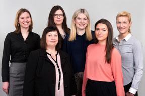 Verwaltung Team Consultia Berlin
